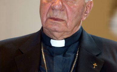 Funerali di S.E. Mons. Riboldi fissati per mercoledì 13 dicembre alle ore 15.00