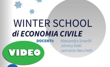 Winter School di Economia Civile: Video
