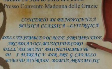 CONCERTO DI MUSICA CLASSICA-LITURGICA