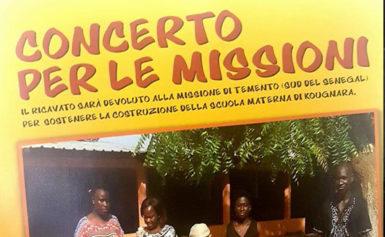 PARROCCHIA IMMACOLATA CONCEZIONE S. MARIA C. V.: CONCERTO DELLE MISSIONI