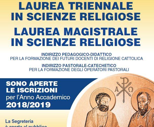 """Aperte le iscrizioni al nuovo I.S.S.R. Interdiocesano  """"Ss. Apostoli Pietro e Paolo"""" – Area Casertana"""