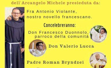 Festeggiamenti in onore di San Michele Arcangelo