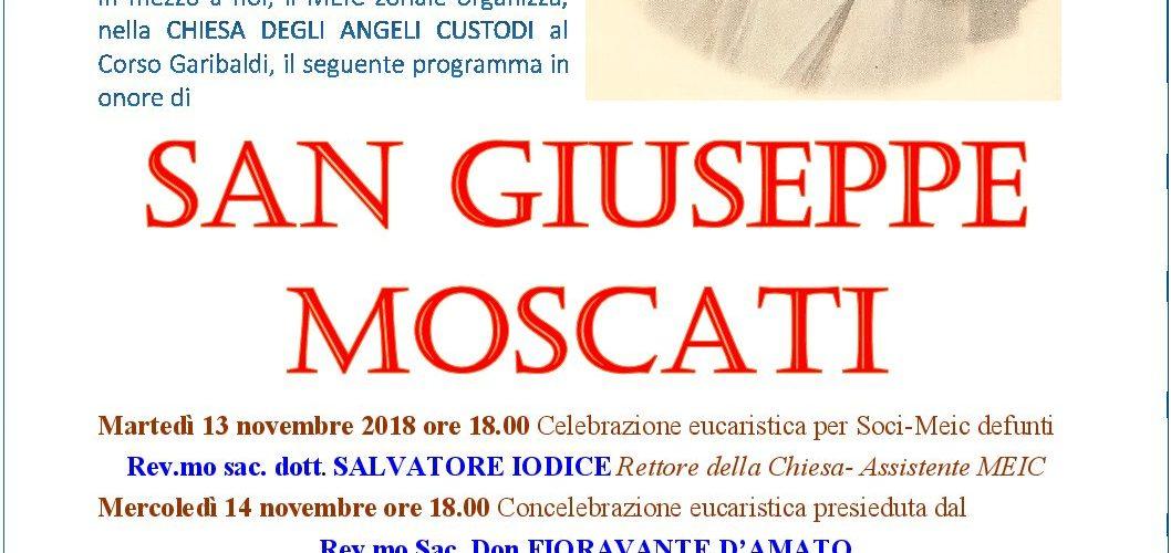 Rettoria Angeli Custodi: San Giuseppe Moscati