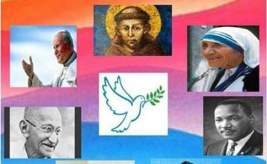 Santa Maria Capua Vetere: Marcia della Pace 2018