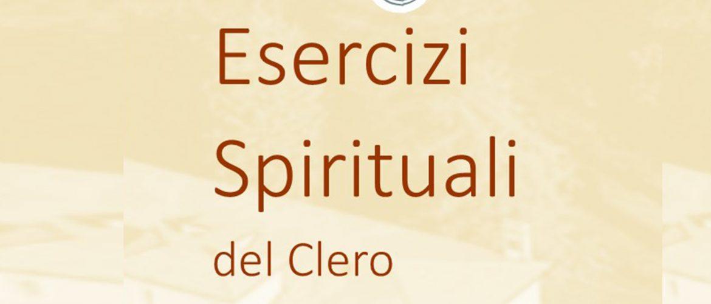 Esercizi Spirituali del clero diocesano: 26-30 novembre 2018