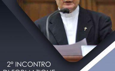 2° INCONTRO DI FORMAZIONE CON IL PROF. DARIO VITALI