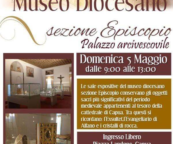 MUSEO DIOCESANO – SEZIONE EPISCOPIO