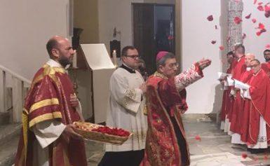 omelia alla veglia di pentecoste