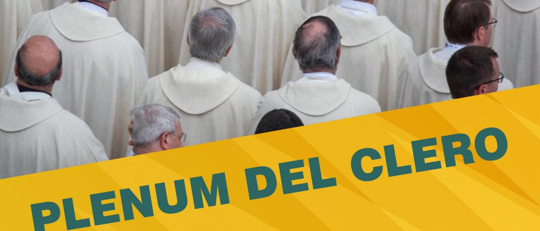 Plenum del clero