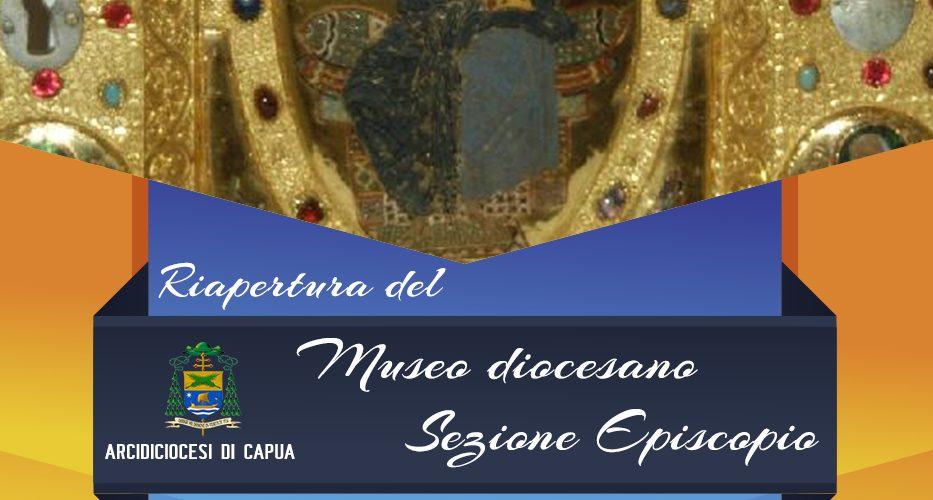 RIAPERTURA MUSEO DIOCESANO – SEZIONE EPISCOPIO