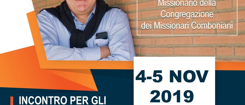 INCONTRO DI FORMAZIONE CON PADRE GIULIO ALBANESI