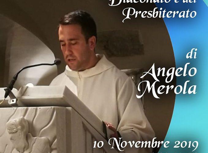 AMMISSIONE TRAI I CANDIDATI AGLI ORDINI SACRI DEL DIACONATO E DEL PRESBITERATO DI ANGELO MEROLA