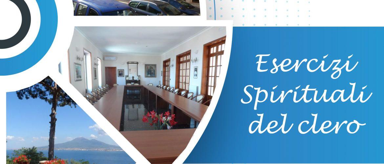 ESERCIZI SPIRITUALI DEL CLERO 11*-15 NOVEMVBRE 2019
