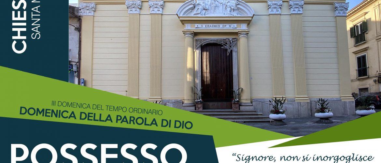 POSSESSO CANONICO DI DON MARIANO SIGNORE